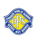 Orange Public School logo